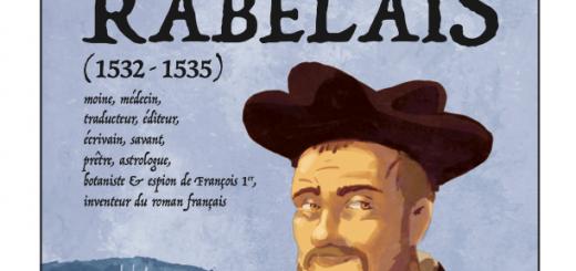 Rabelais, couv