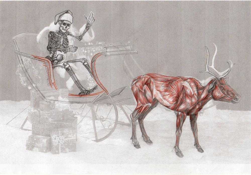Anatomie d'un père Noël