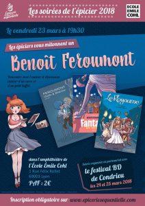 Benoit Feroumont
