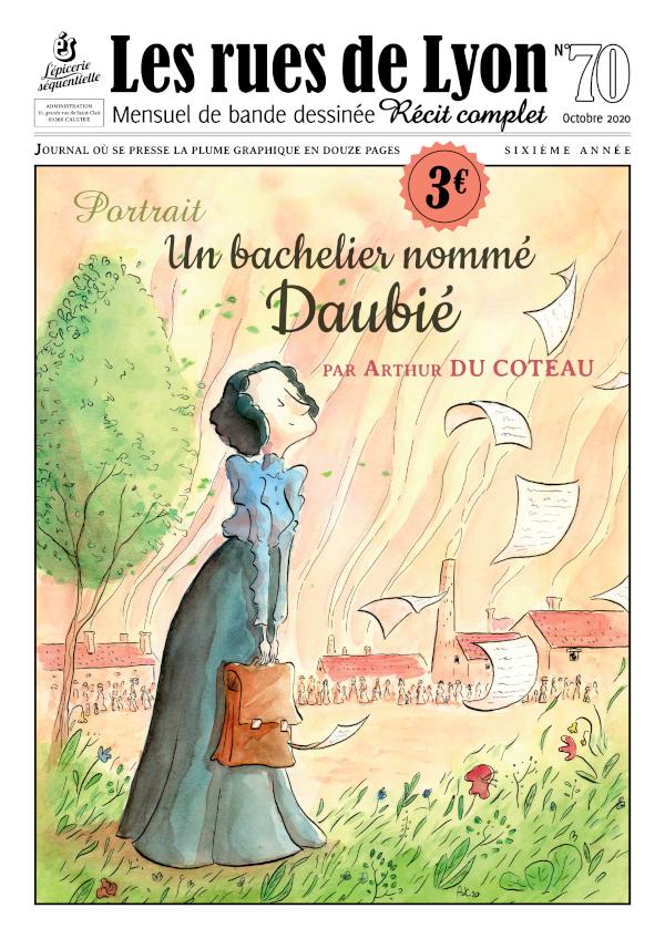 #70 Un bachelier nommé Daubié – Épicerie Sequentielle